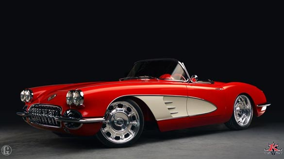 The Top 10 Corvette Sales of 2013 Barrett-Jackson Scottsdale