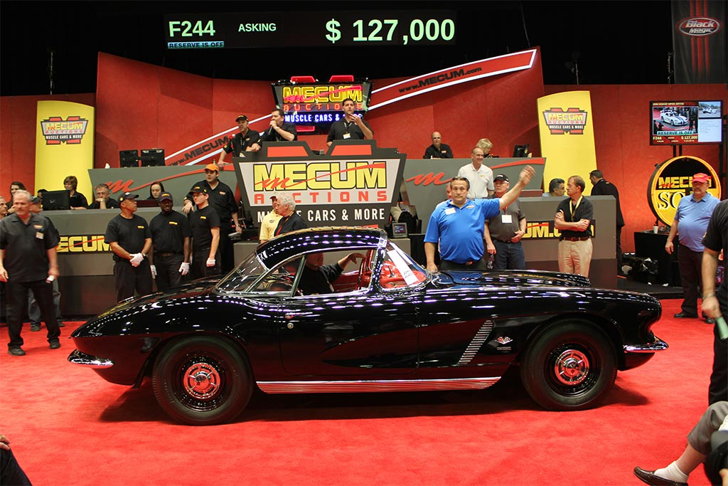 Mecum vs Barrett-Jackson By the Numbers - Corvette: Sales, News ...