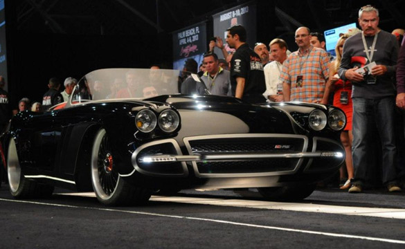 Mecum vs Barrett-Jackson By the Numbers