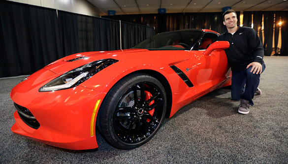 How Much Will Joe Flacco's Free Corvette Stingray Really Cost?