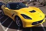 Velocity Yellow 2014 Corvette Stingray Spotted in Arizona