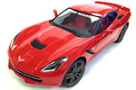 New Bright's 1:8 scale Radio Controlled 2014 Corvette Stingray