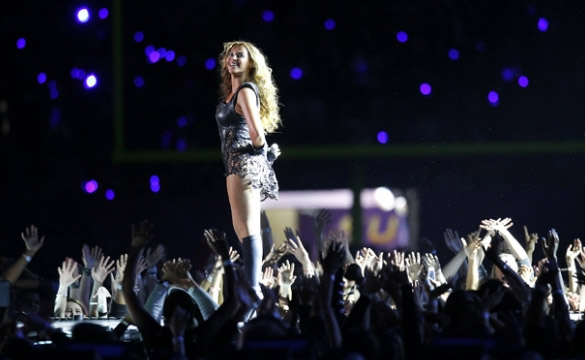 Corvette Stingray Bumped from Beyonce's Super Bowl Halftime Show