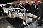 Corvette Stingray's All-Aluminum Frame Provides Weight Savings and a Stiffer Ride