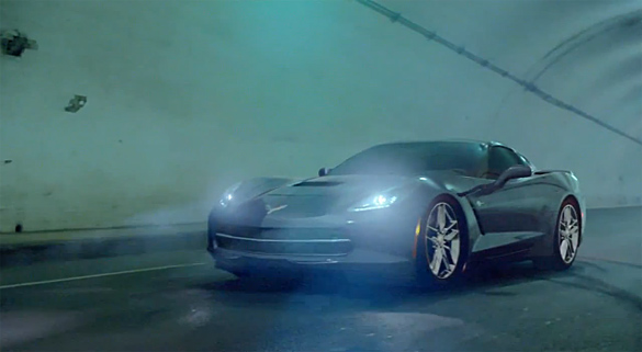 [VIDEO] 2014 Corvette Stingray Shows Off in New Chevrolet Comm