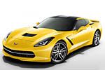 2014 Corvette Stingray's Color Configurator Allows You to Play with Paint and Wheel Options