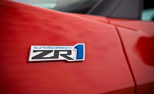 Motor Trend: C7 Corvette ZR1 Could Have More than 700 HP