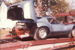 1963 Custom Corvette Built by George Barris to be Shown at Carlisle