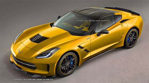Road & Track Imagines the Next Corvette ZR1