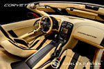 Carlex Design Shows Off Upgraded C6 Corvette Interior