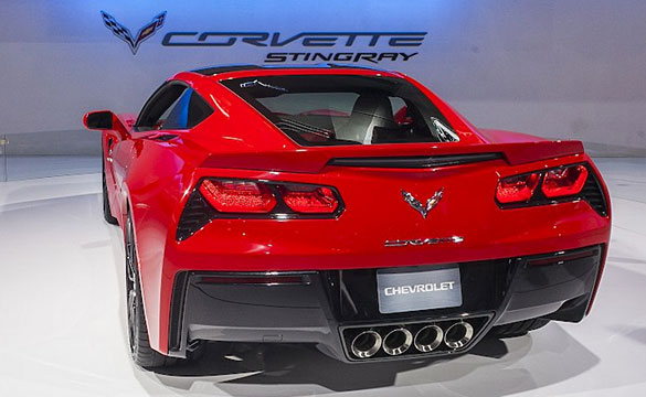 The 2014 Corvette Stingray?