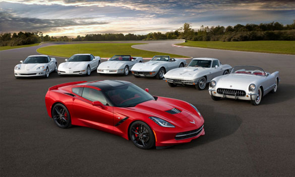 Reminder: 2014 Corvette Stingray to Make West Coast Debut at the Petersen Automotive Museum