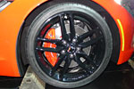 SANLUIS Rassini Two-Piece Rotor Chosen for 2014 Chevrolet Corvette Stingray