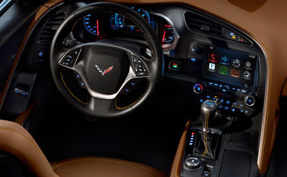2014 Corvette Stingray 6-Speed Auto Rated 16/28 mpg by the EPA