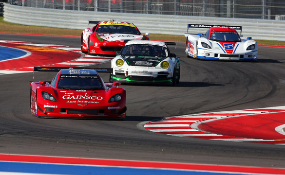 GRAND-AM: No. 99 Gainsco Corvette DP Wins at COTA