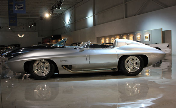 1959 Corvette Stingray to Appear at Amelia Island This Weekend