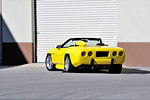 1993 Lister Corvette Convertible Heading to Mecum Houston