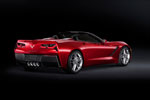 [PICS] Watch this Animated Corvette Stingray Convertible Top Go U p and Down