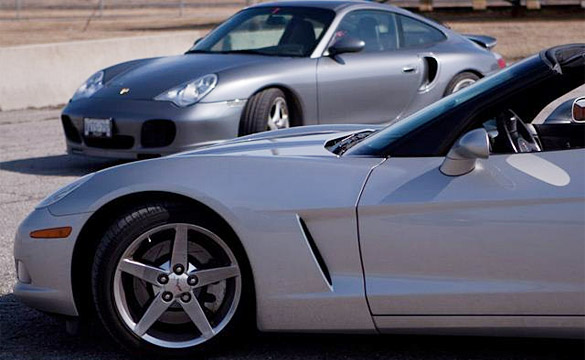 Great Automotive Rivalries: 911 vs. Corvette