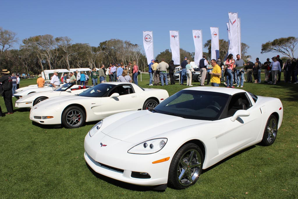 Pics 2014 Corvette Stingray At The Amelia Island Concours Delegance
