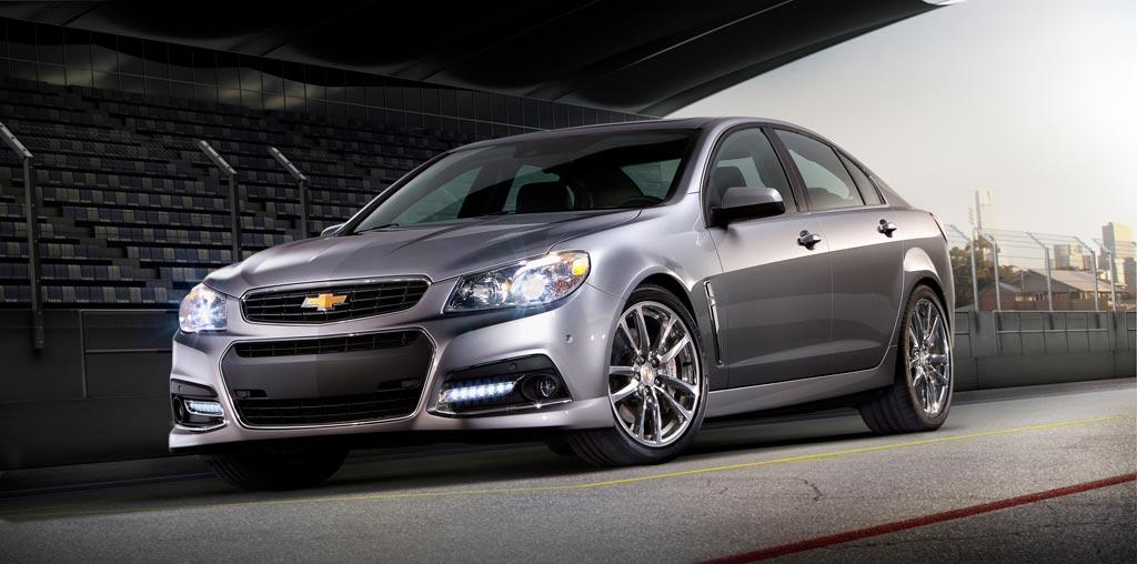 New SS Sedan Brings LS3 Power to Chevrolet's Performance Car Line Up - Corvette: Sales, News