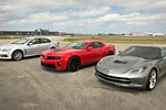 The New 2014 SS Brings LS3 Power to Chevrolet's Performance Car Line Up