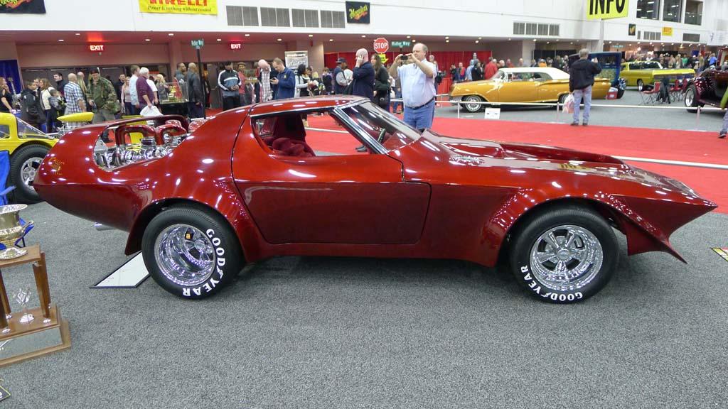 PICS] The Corvettes of the 2013 Detroit Autorama - Corvette: Sales ...