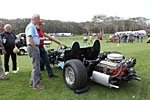 [PICS] Experimental 1964 Rear Engine Corvette Prototype XP-819 Shows Its Stuff at Amelia Island