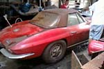1963 Fuelie Corvette Barn Car Discovered i