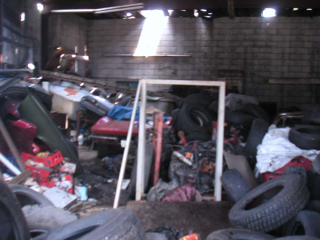 1963 Fuelie Corvette Barn Car Discovered in an Abandoned Auto Garage ...