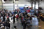 [PICS] 2014 Corvette Stingray Visits Canada's Wilson Niblett Chevrolet