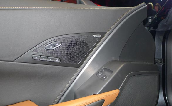 IAC Adds Luxury and Style To 2014 Corvette Stingray Interior