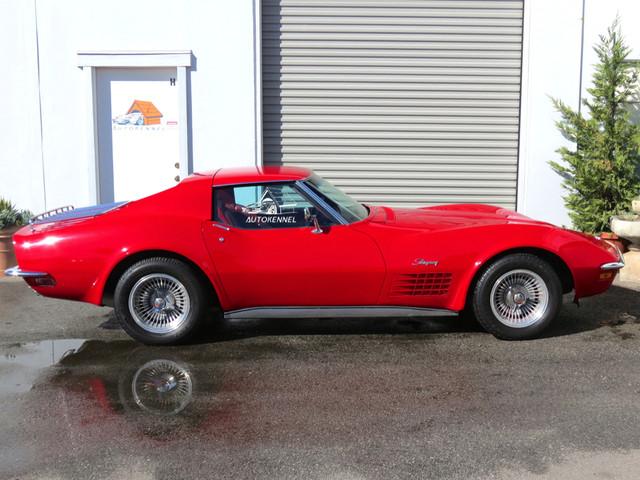 Corvettes On Ebay 1971 Corvette Coupe With 522 000 Miles Corvetteforum
