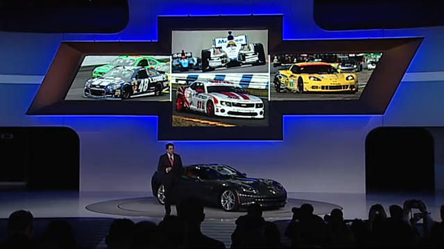 [VIDEO] Chevrolet Shows Off Its Performance Cars Lineup at the New York Auto Show