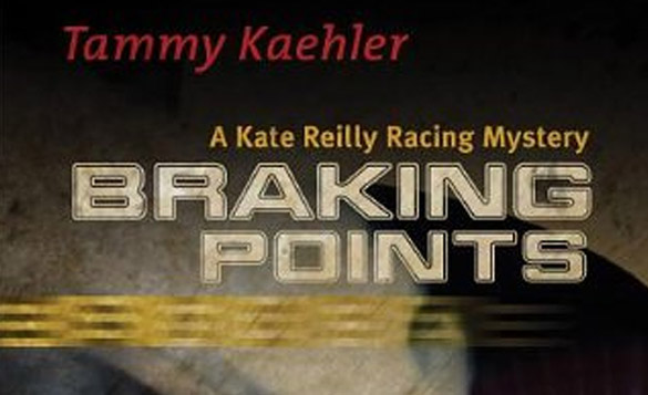 Book Review: Tammy Kaehler's Braking Points - A Kate