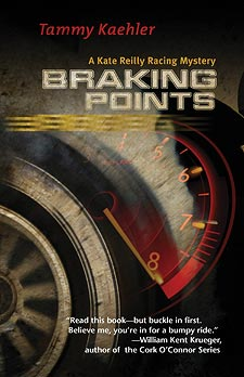 Book Review: Tammy Kaehler's Braking Points - A Kate Reilly Racing Mystery