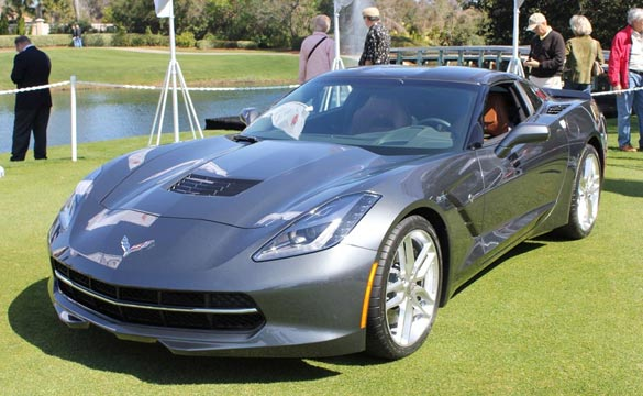 Chevy selects 900 Dealers to Sell the 2014 Corvette Stingray
