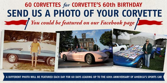 Mid America Motorworks Planning 60 Days of Corvettes to Celebrate the Mark's 60th Anniversary