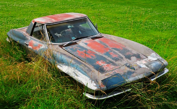 Longtime 1967 Corvette Field Car to Finally Undergo Restoration