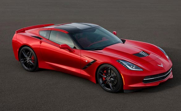 Download the 2014 Corvette Stingray Ordering Guide