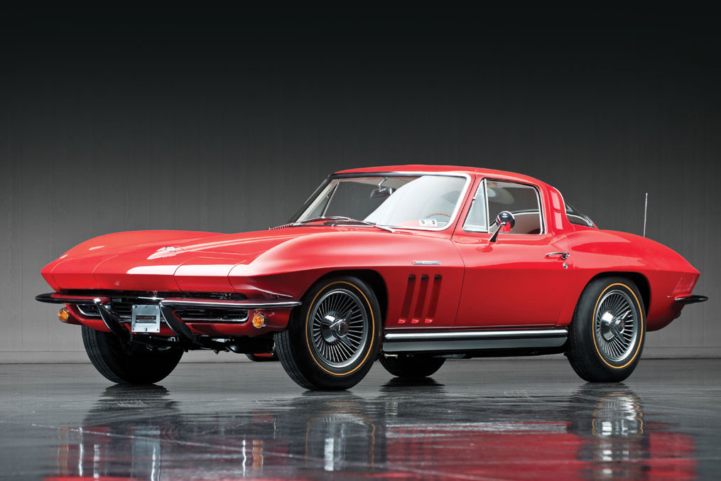 Corvette Auction Preview The Don Davis Collection At Rm Auctions