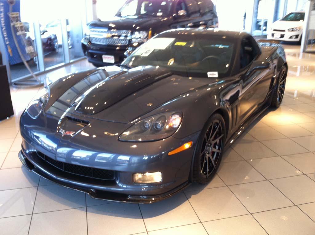 Callaway B2K Corvette is a  B2k 2012