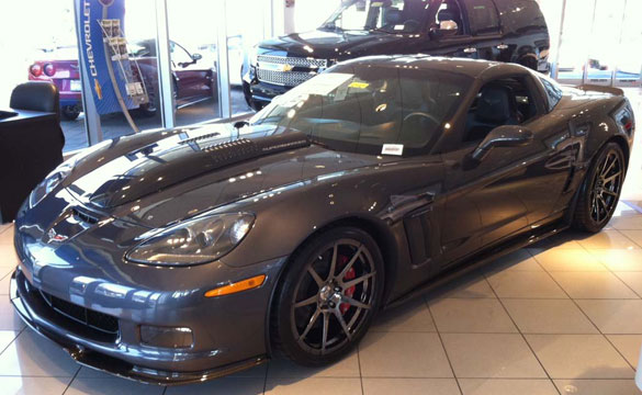 Callaway Corvette For Sale >> Here Is The Last Available 2012 Callaway B2k 25th