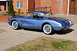 The Saint Bernard Classic Corvette Giveaway is Back with a 1960 Corvette Roadster