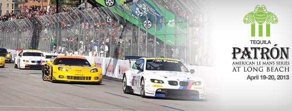 Corvette Racing: Links for the 2013 Tequila Patron American Le Mans Series at Long Beach