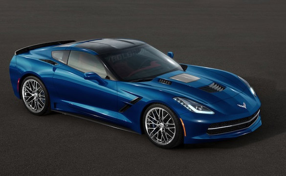 BoldRide Renders the 2015 Corvette Stingray ZR1 Concept