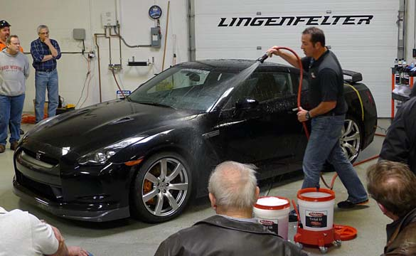 [PICS] Adam's Polishes' Detailing Seminar at the Lingenfelter Collection
