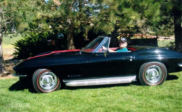 The Story Behind Rick Hendrick's 1967 Corvette Convertible