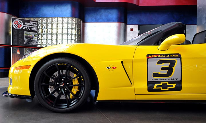 corvette museum to raffle the 2013 andy pilgrim tribute 427. Cars Review. Best American Auto & Cars Review