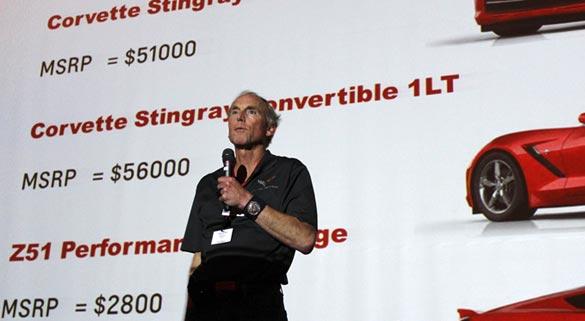 [VIDEO] The 2014 Corvette Stingray Seminar from the NCM Bash